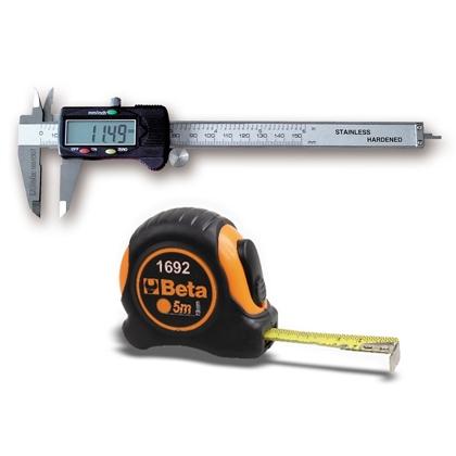 Utensili per misurare e tracciare