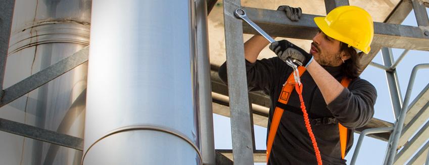 Ferramentas com dispositivo de segurança anti-queda