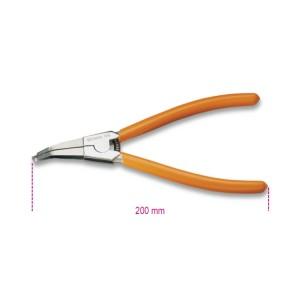 Pinza per anelli elastici  di sicurezza SP per alberi