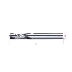 Punte speciali per punti  di saldatura in acciaio HSS rettificate