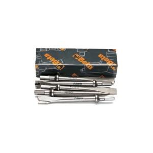 Serie di 5 scalpelli  per martelli scalpellatori 1940