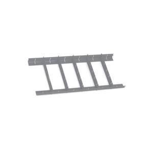 Separatori paralleli per cassetto standard 588x367 mm