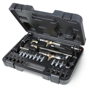 Kit para testar pressão da bomba de travões, com artigo 1464T