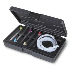Kit de 5 chaves para extração de líquido de travões