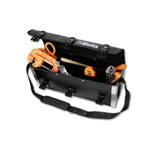 Mala com jogo de ferramentas para canalizadores
