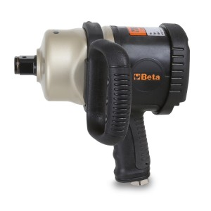 Reversible impact wrench,  made from composite material
