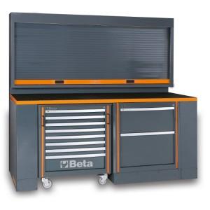 Workshop equipment combination