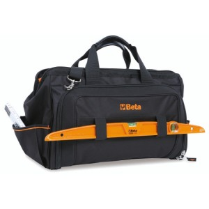 Technical fabric tool bag, empty
