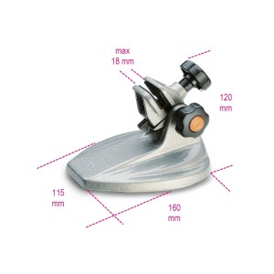 Soporte para micrómetro