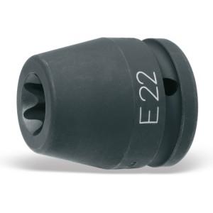 Llaves de vaso de impacto para tornillos  con perfil Torx®