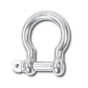 Harpsluitingen Roestvaststaal AISI 316