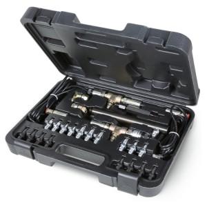 Set voor het testen van druk in het rem systeem, voor gebruik in combinatie met artikel1464T