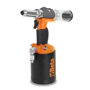Pneumatisch blindklinktangAutomatic air suction riveter