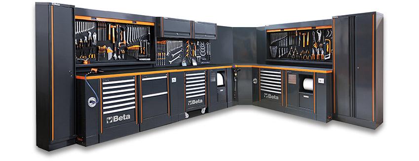 Acessórios para gavetas e armários