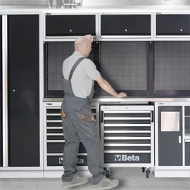 Mobiliario para taller C45