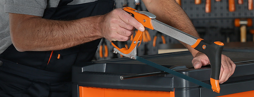 Cutting and general maintenance tools