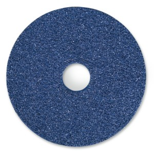 Dischi fibrati con tela allo zirconio