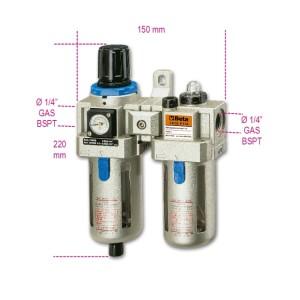 Filtro regolatore lubrificatore