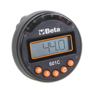 Goniometro digitale  per serraggi angolari, magnetico