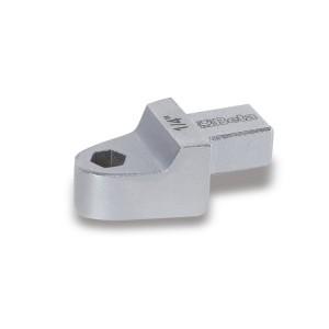 Accessori portainserti  per barre dinamometriche con attacco rettangolare,  con magnete