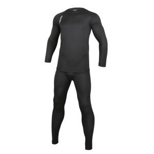 Set abbigliamento intimo tecnico maglia intima tecnica maniche lunghe + calzamaglia intima tecnica