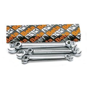Serie di chiavi per raccordi tubi