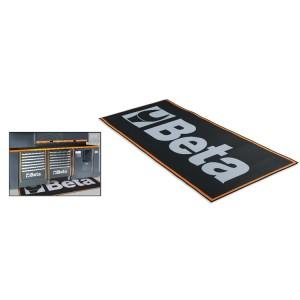 Tappeto con logo BETA 200x80 cm