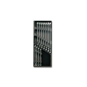 Termoformato rigido in ABS chiavi combinate