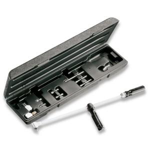 Cassetta giravite angolare 90° tipo lungo con lame