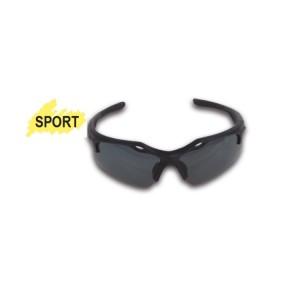 Occhiali di protezione con lenti in policarbonato polarizzato scuro