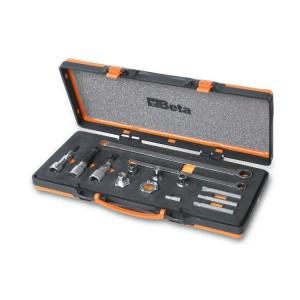 Zestaw 14 narzędzi do demontażu koła pasowego alternatora