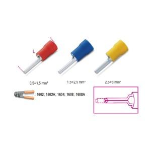 Końcówki kablowe igiełkowe izolowane