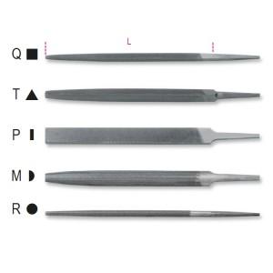 """Pilniki równiaki 10""""-250 mm,  bez rękojeści"""