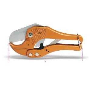 Nożyce z mechanizmem zapadkowym do rur z PCW
