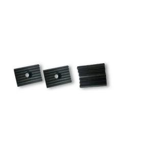 Zestaw szczęk wymiennych (dwie dolne szczęki i jedna górna) do imadła 399
