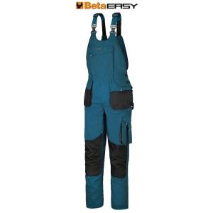 Spodnie robocze na szelkach