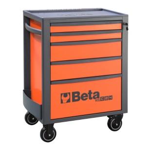 Wózek narzędziowy z 5 szufladami
