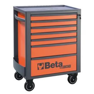 Wózek narzędziowy z 7 szufladami