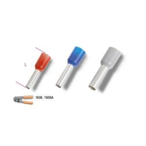 Końcówki kablowe tulejkowe