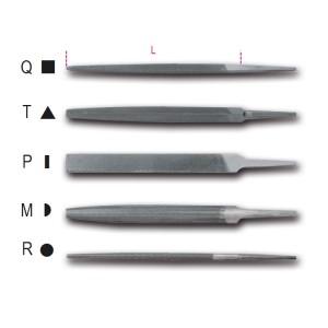 """Pilniki równiaki 8""""-200 mm,  bez rękojeści"""