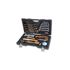 Walizka z zestawem 33 narzędzi