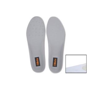 Wkładki do butów ze wstawkami żelowymi, anatomicznie wyprofilowane