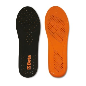 Wkładki do butów z żelu TPE o zapachu owoców cytrusowych, anatomicznie wyprofilowane, ze wsparciem łuku podeszwy