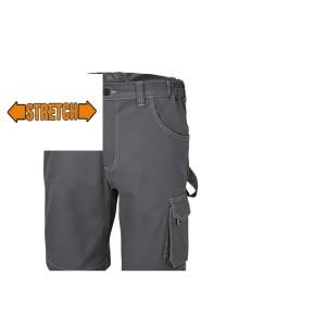 Spodnie robocze krótkie ze streczem Fason dopasowany