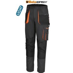Spodnie robocze, lekkie Według nowego projektu - lepsze dopasowanie