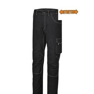 Spodnie robocze ze streczem Fason dopasowany