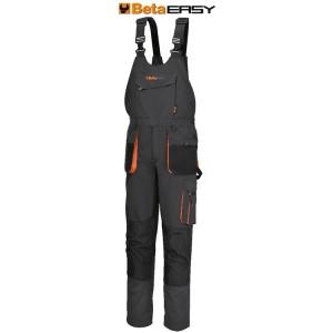 Spodnie robocze na szelkach Według nowego projektu - lepsze dopasowanie
