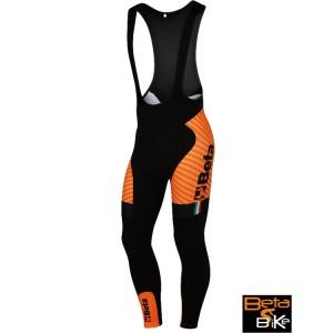 Spodnie kolarskie, Lycra drapana, przewiewna wkładka antybakteryjna