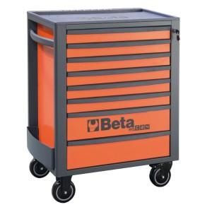 Wózek narzędziowy z 8 szufladami