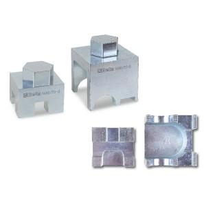 Chaves para válvulas cilíndricas de gás natural, par